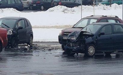 Znowu wypadek na Kostromskiej