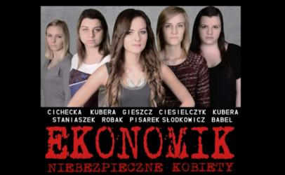 """""""Niebezpieczne kobiety"""" w piotrkowskim Ekonomiku"""