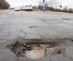 Piotrków: Z tych dróg niewiele zostanie