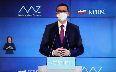 Morawiecki: To najtrudniejszy moment pandemii, zbliżamy się do granic wydolności służby zdrowia