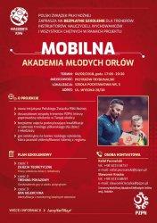 Mobilna Akademia Młodych Orłów po raz kolejny w Piotrkowie