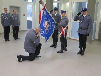 Policja w Piotrkowie ma nowego komendanta. Znowu...
