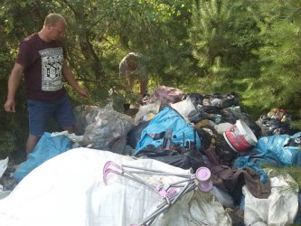 W Rozprzy wzięli się za śmieciarzy