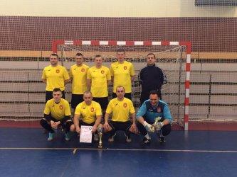 OSP Moszczenica obroniła mistrzostwo