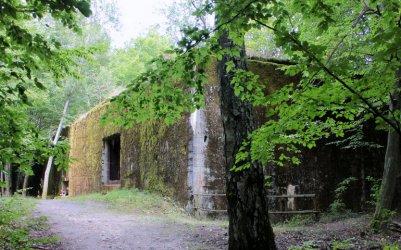 Odkrywamy znane i nieznane – Bunkier kolejowy w Konewce
