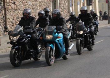 W Piotrkowie rozpoczęli sezon motocyklowy