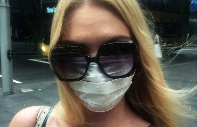 Piotrkowianka o pożarach w Australii [VIDEO]
