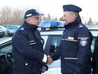 Komisariat w Wolborzu zyskał kolejny radiowóz