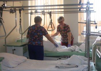 Oddział Urazowo-Ortopedyczny w szpitalu przy ul. Rakowskiej otwarty po remoncie