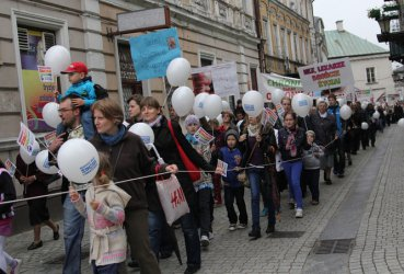 Marsz dla Życia i Rodziny przejdzie przez Piotrków