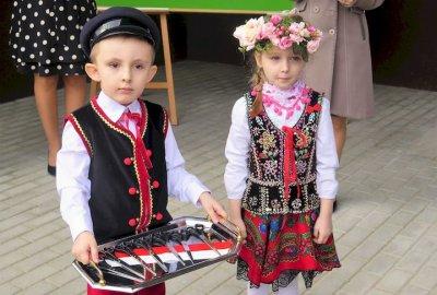 Nowe przedszkole w Czarnocinie oficjalnie otwarte