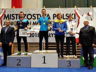 Mateusz Danielak po raz kolejny mistrzem Polski!