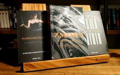 Książka na weekend – Nowy thriller od Roberta Małeckiego i dwie wyjątkowe pozycje