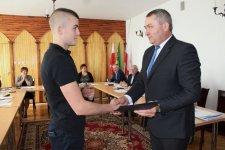 Gmina Grabica: Stypendium sportowe dla kickboxera