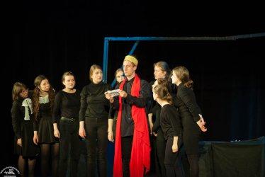 Absurdalni z III nagrodą na Ogólnopolskich Konfrontacjach Teatrów Młodzieżowych