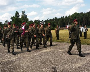 Tomaszowscy żołnierze wyruszyli do Kosowa
