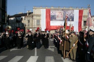 Piotrków: Obchody niepodległościowe