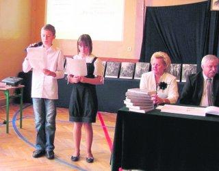 Narodowe czytanie w Sulejowie