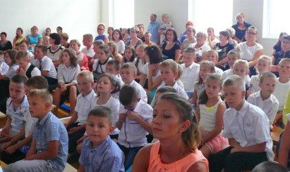 Moszczenica: SP w Babach powiększona i z nowym patronem