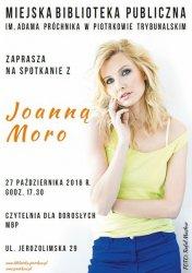 Spotkaj się z Joanną Moro
