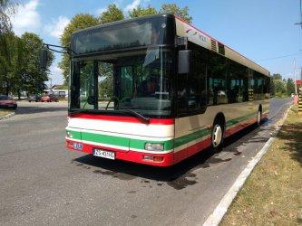 Kolejne autobusy w taborze MZK