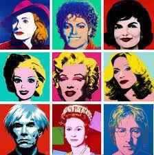 """Warsztaty """"Śladami Andy Warhola"""""""