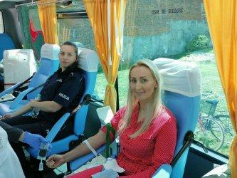 Oddali krew dla Marysi