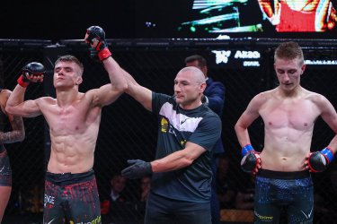 Udana gala MMA w Wolborzu (zdjęcia)