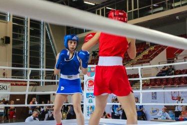 Piotrkowska bokserka wywalczyła srebrny medal podczas OOM