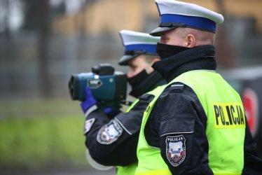 KGP: podczas świąt więcej patroli na drogach