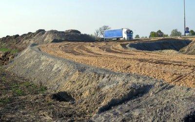 Rondo niebawem zastąpi wiadukt bełchatowski