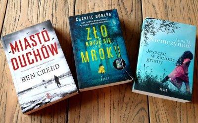 Książka na weekend - kryminał w realiach stalinowskiego Leningradu
