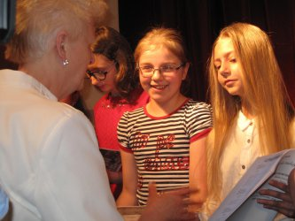 Wręczono nagrody młodym poetom