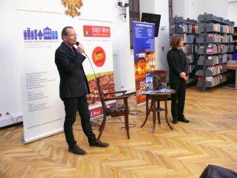 """Premiera książki """"Kolej wąskotorowa Piotrków - Sulejów"""""""