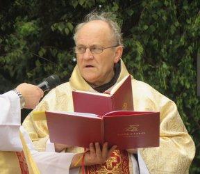 Ojciec Ambroży honorowym obywatelem Piotrkowa