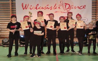 Tancerki z MOK najlepsze w Wieluniu