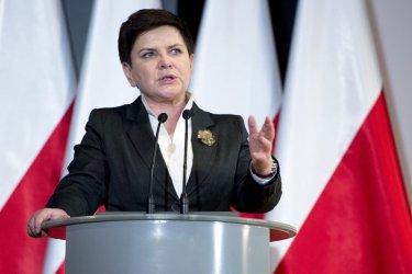 Premier Beata Szydło w Piotrkowie?