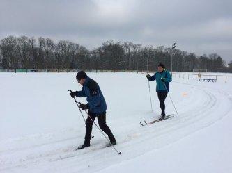 Trasa do narciarstwa biegowego już otwarta