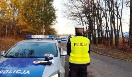 Policjant zgubił bloczek mandatowy