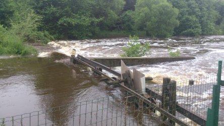 Pogarsza się sytuacja powodziowa w regionie