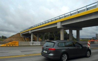 Autostrada A1. Będą dodatkowe utrudnienia między Piotrkowem a Kamieńskiem