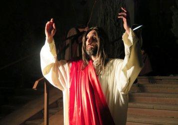 Męka i śmierć Jezusa na ulicach Piotrkowa
