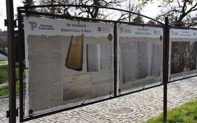 Konstytucja 3 Maja na tle dziejów Piotrkowa