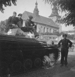 Niemieccy okupanci w Piotrkowie - fotografie