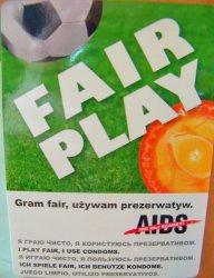 """W czasie Euro graj """"Fair Play"""""""
