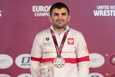 Murad mistrzem Europy!