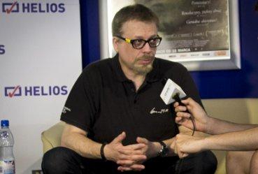 Tomasz Raczek w Kinie Helios