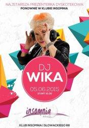 Ona powraca! DJ Wika znów w Piotrkowie
