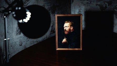 Van Gogh w kinie Piksel