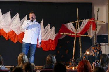 Biało-czerwona uroczystość na Piomie